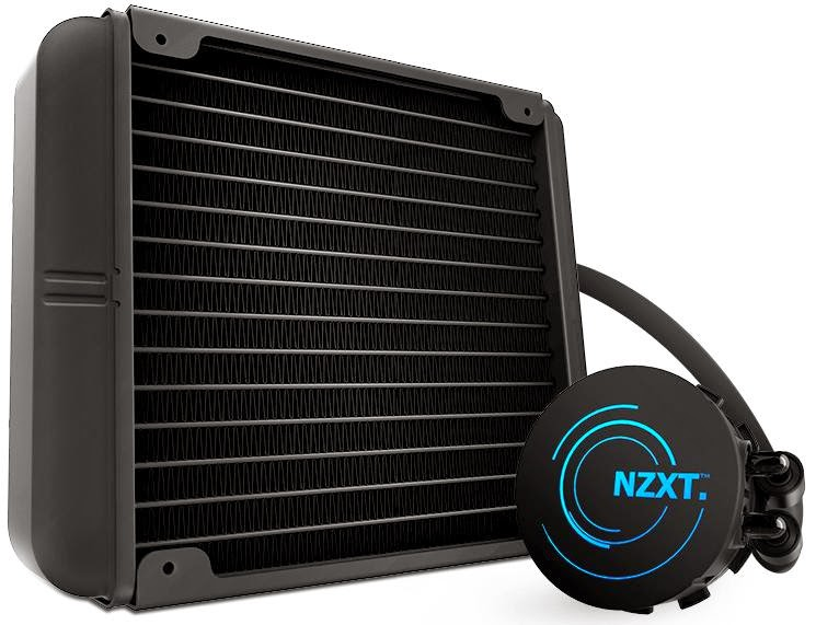 NZXT Launched Grid+ Fan Controller and Kraken X41/X61 Liquid Coolers