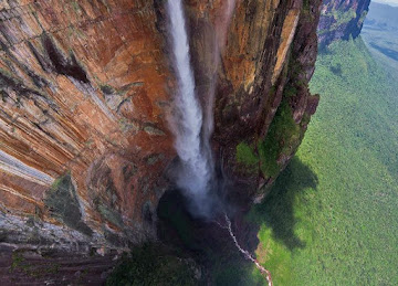 Panoramica del Salto Angel Venezuela en 360º (Panoramic of Angel Falls as 360º)
