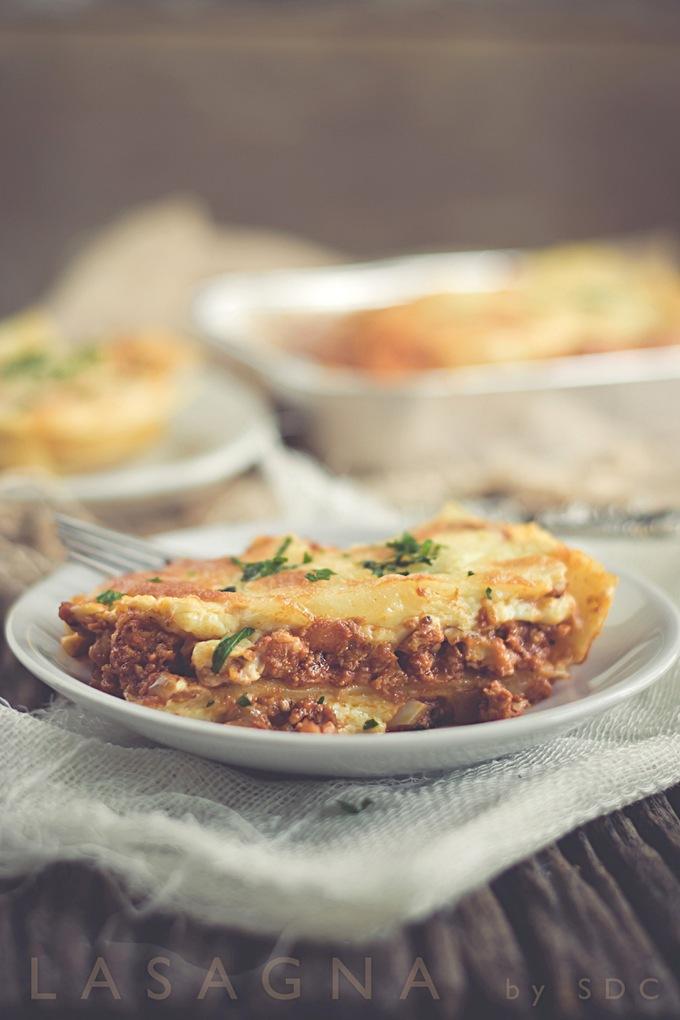 Melley Mey S Kitchen Resipi Lasagna Daging