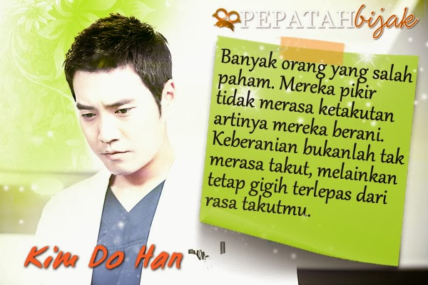 kutipan drama korea quotes good doctor pepatah bijak