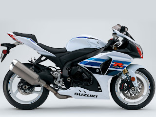Gambar Motor 2013 Suzuki GSX-R1000 Commemorative Edition 3