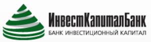 Инвесткапиталбанк логотип