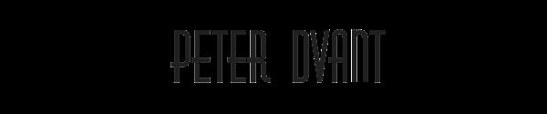 Peter Dvant | Official Site