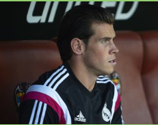 Bale, probable baja en el clásico