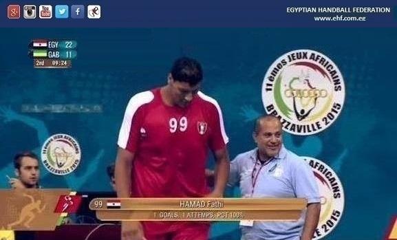 Gigante egipcio de 2,25 m. deja el basket y se decide por el handbal  She475%255B1%255D
