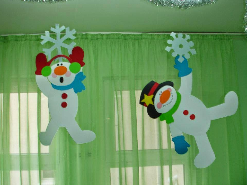 Decoracion invierno para jardin infantil for Decoracion para jardin infantil