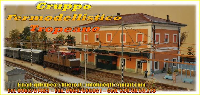 GRUPPO  FERMODELLISTICO  TROPEANO  -  CLICCA SULLA FOTO - CLICK ON THE PHOTO