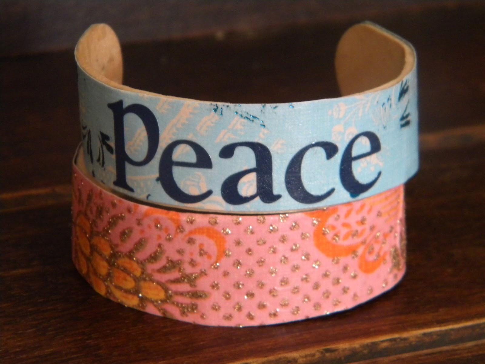Craft Fairy: Popsicle stick bracelets