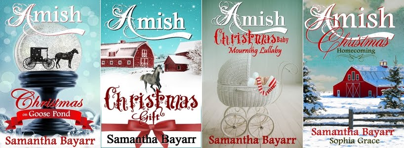 Amish Christmas Collection 4