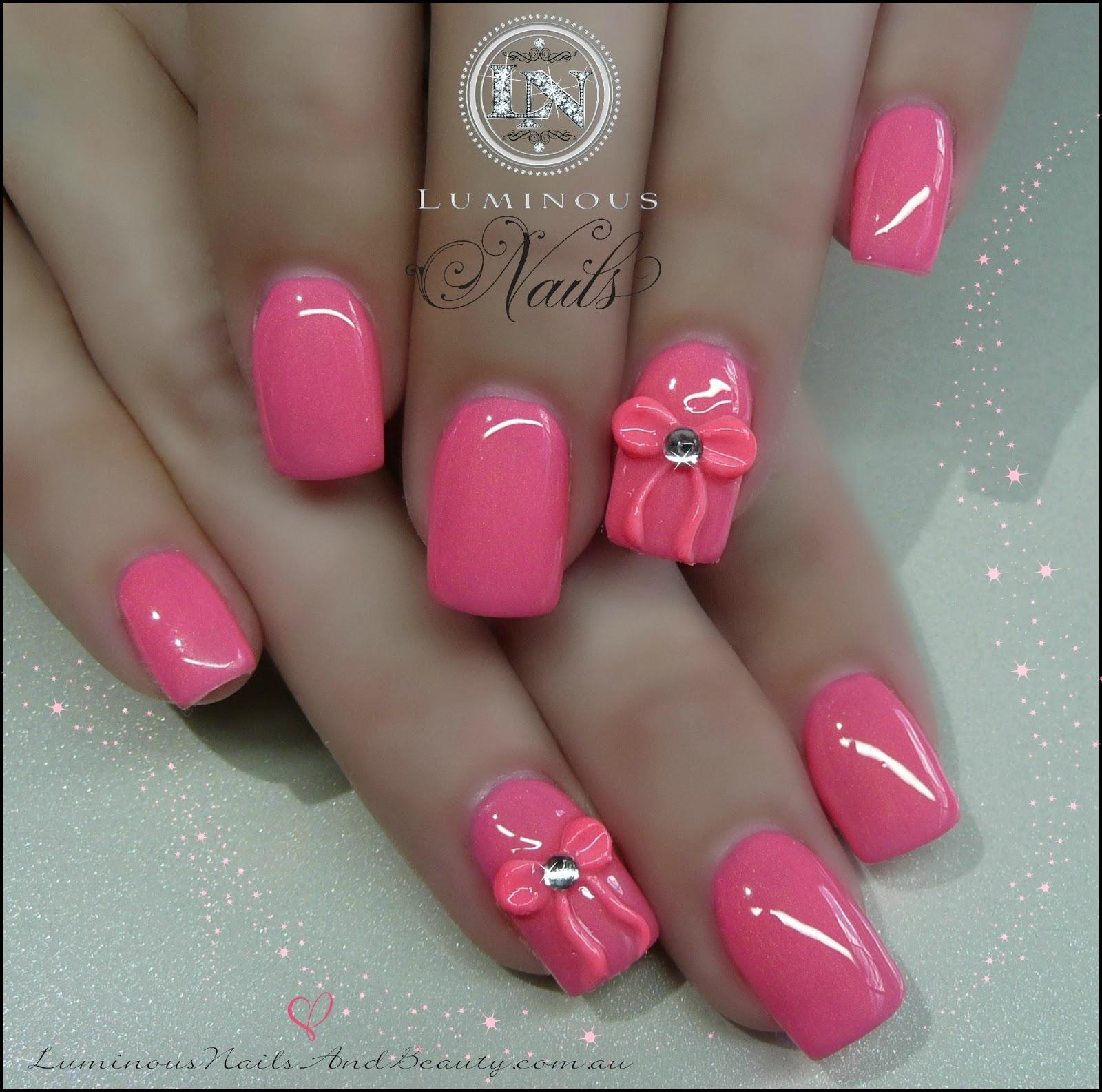 Luminous Nails: August 2013