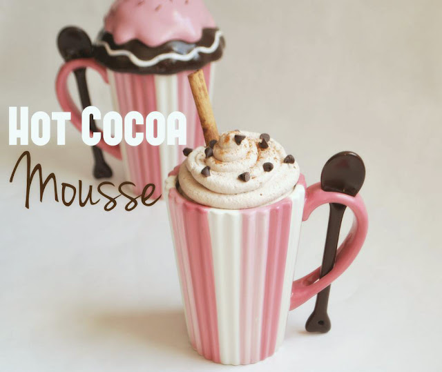 Hot Chocolate Mousse