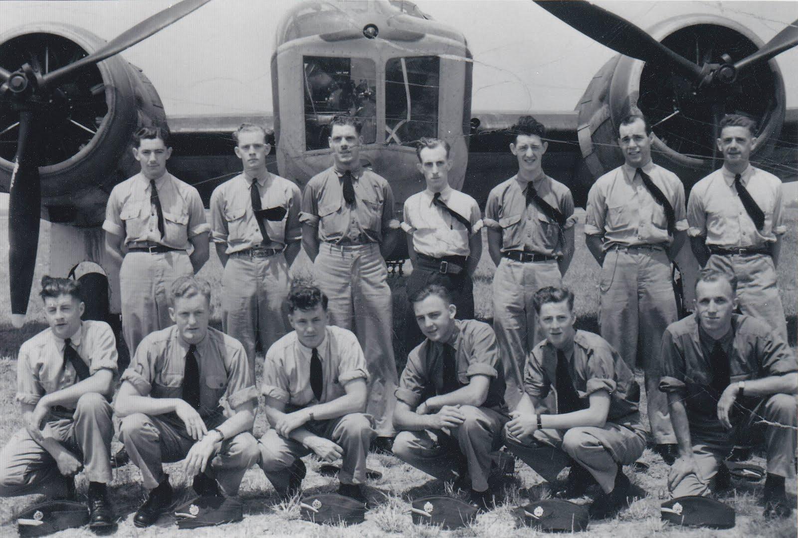 Course 35B Air Gunners