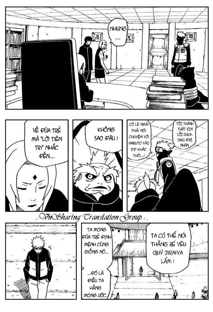 Naruto chap 405 Trang 7 - Mangak.info