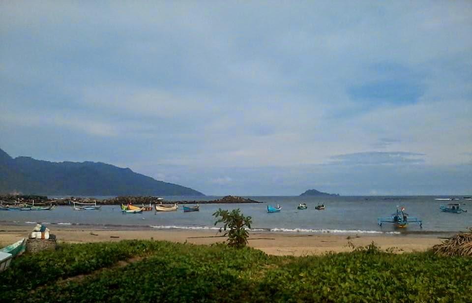 Pantai Pancer, Banyuwangi.