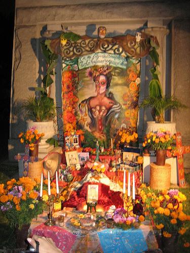 Decoracion Altar De Muertos ~ Decoraci?n  Dia de los Muertos