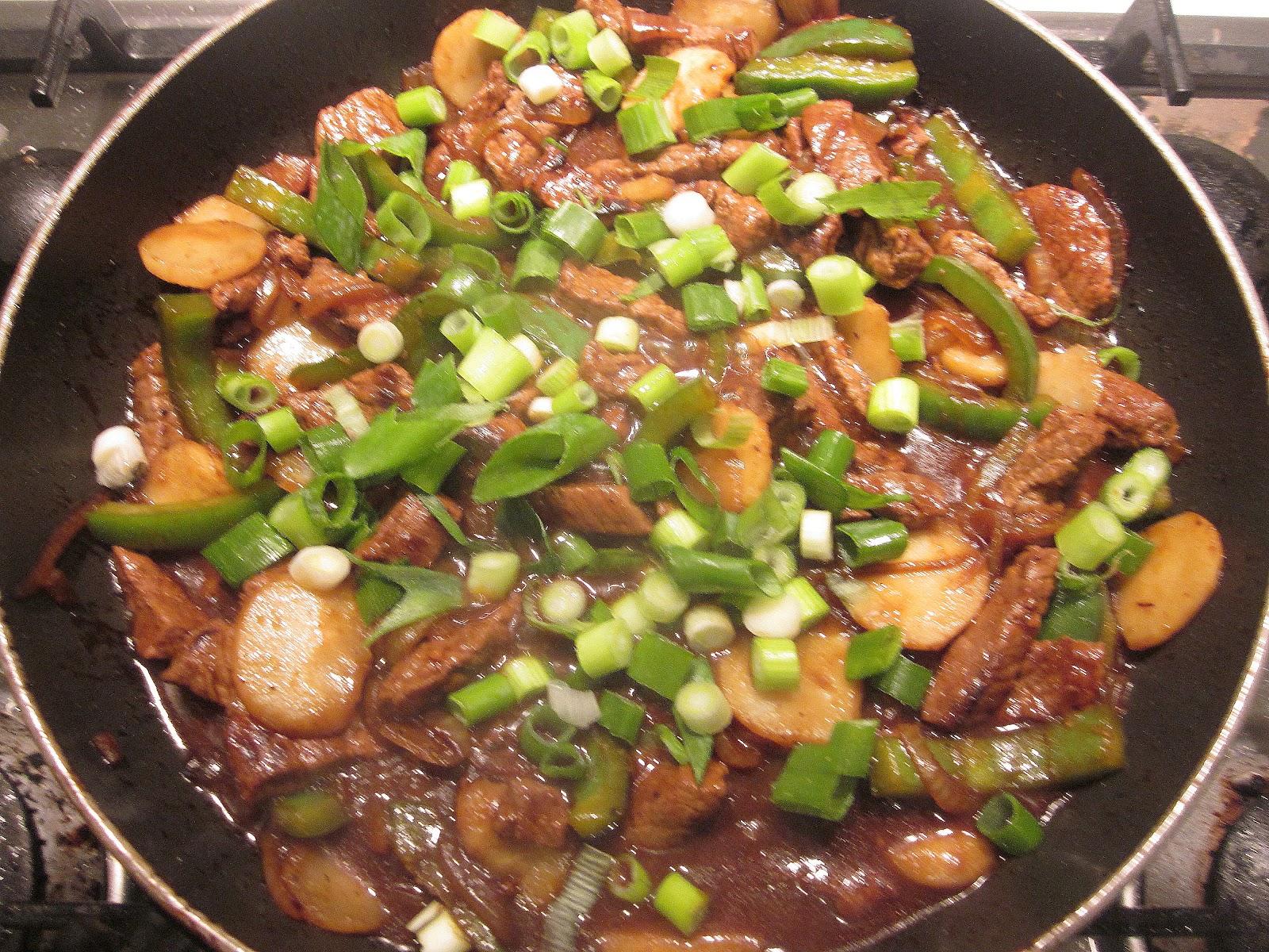 Chinese Pepper Steak | Desire Empire