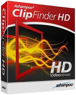 Ashampoo ClipFinder HD v2.31 Portable