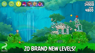 Angry Birds Rio 2.5.0 Mod Apk (Unlimited Money)
