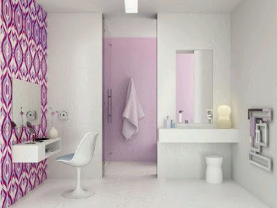 revestimiento moderno baño