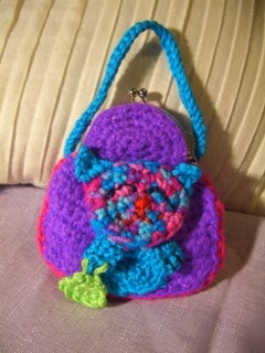 Crochet Parfait: Little Girl Purses