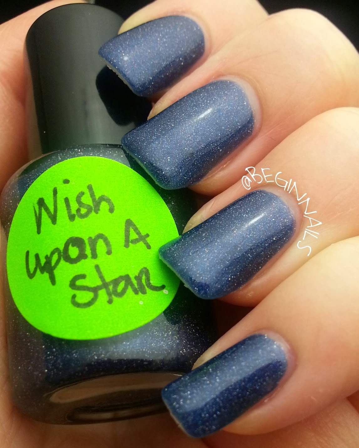 Let\'s Begin Nails: Dainty Digits Holo Galaxy Set I Review ...