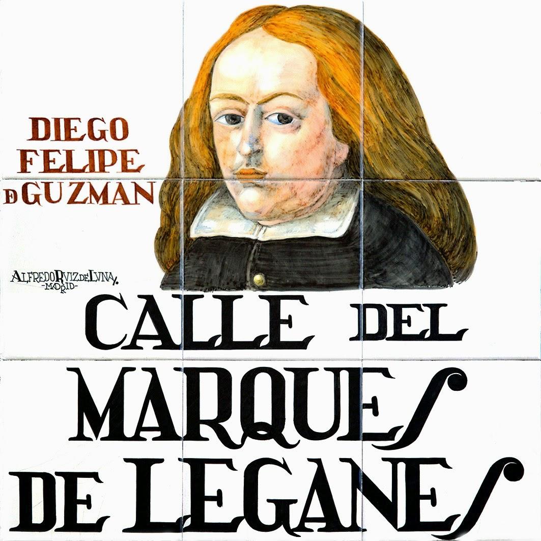 Calle del Marqués de Leganés