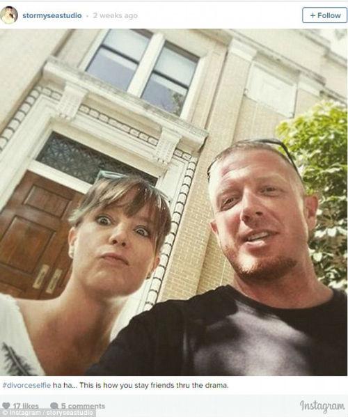 #Divorceselfies @ Selfie Cerai Jadi Kegilaan Baru Di Eropah