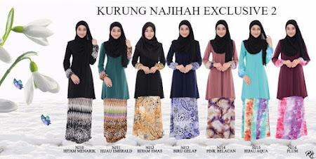 Dijamin selesa Pelbagai Koleksi blouse   Muslimah Semua Berpatutan.