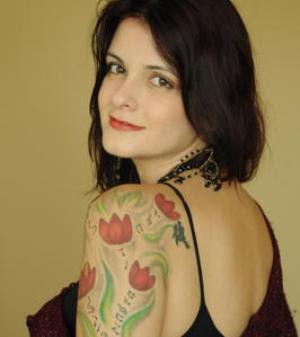 Desenhos de Tatuagens no Braço Femininas