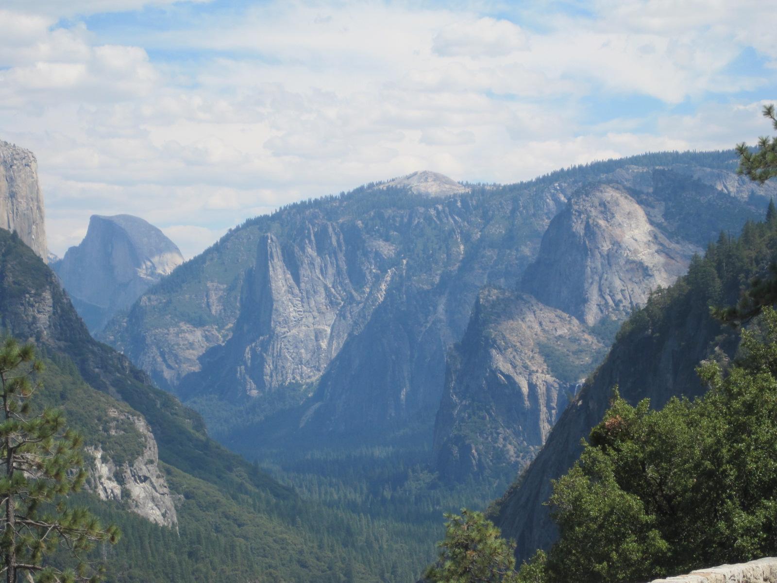 Yosemite National Park Drive