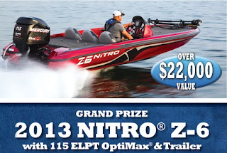 Nitro Z-6 Boat