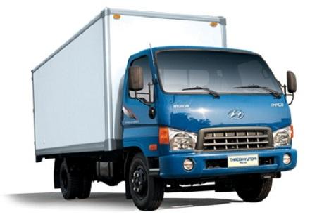 Dịch vụ cho thuê xe tải vận tải hàng hóa
