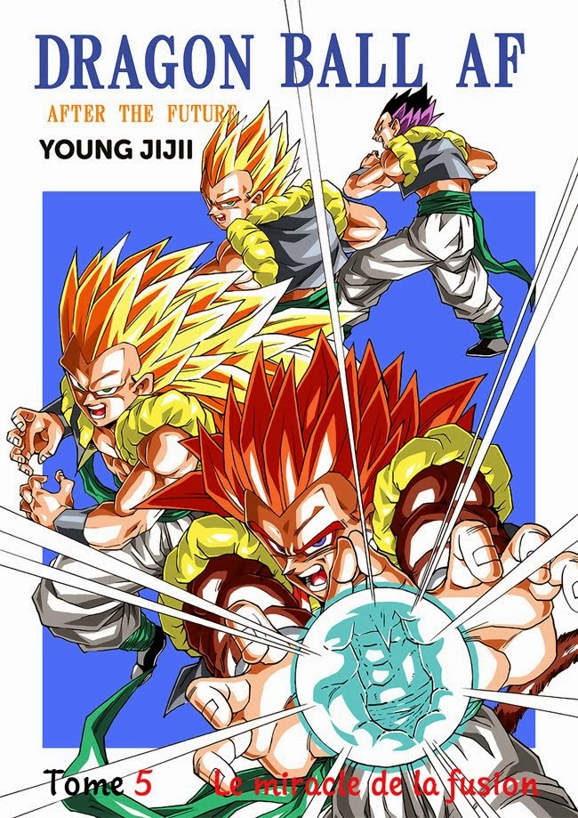 Young Jijii's Dragon Ball AF Vol. 5