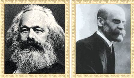 marx v durkheim Free essay: marx weber, karl marx and emile durkheim ordinarily, religion is one of the rationales of social orientations, that in one way or another.