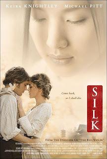 Seda (Silk) Poster
