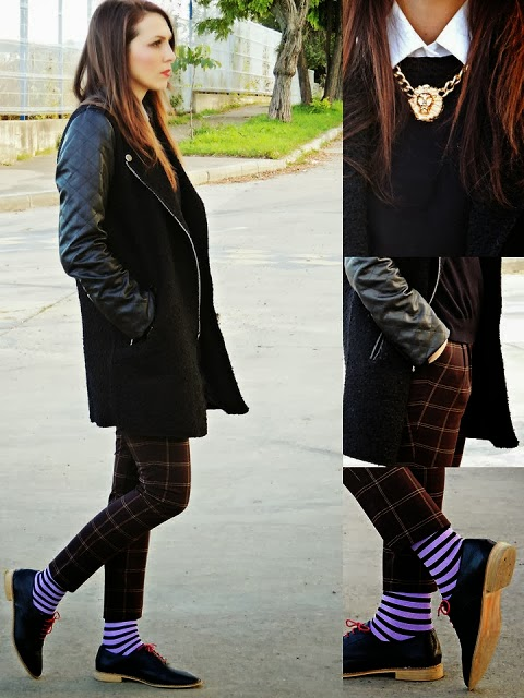 http://www.romwe.com/zippered-black-panel-woolen-coat-p-70699.html?facebook=Coisas-da-Aninha/247948178567877
