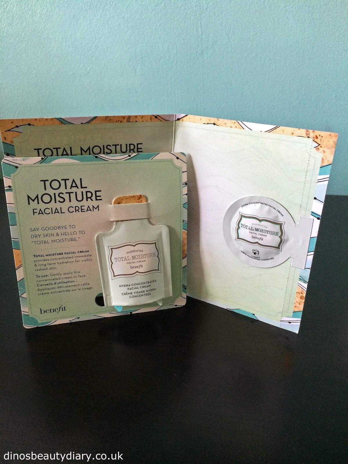 Benefit Total Moisture Moisturiser