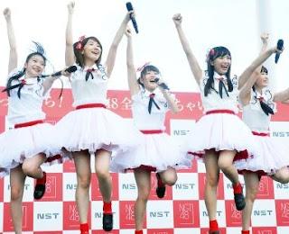 [NGT48]メンバー全員勢ぞろいのコンサート!NSTとのコラボLIVE開催(セットリストあり)
