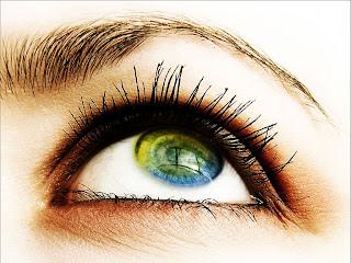 Nvidia Eye Wallpaper
