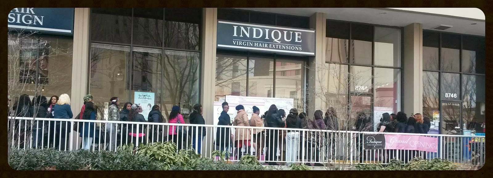 Velocity Dmv Indique Hair Launches A Maryland Boutique Location