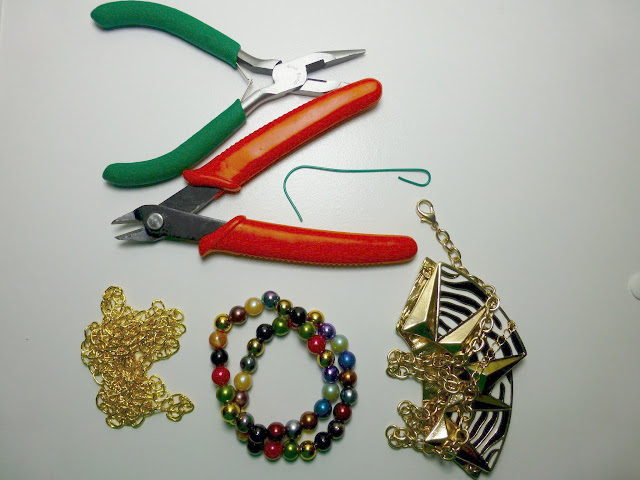 DIY Beaded Bracelet Tools