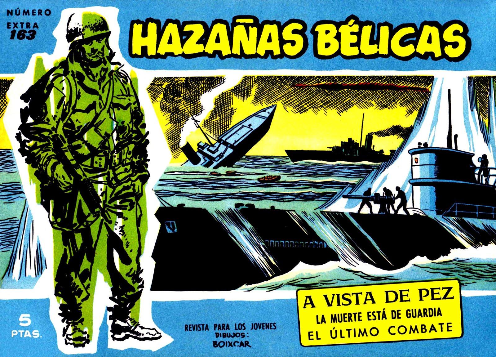 HAZAÑAS BÉLICAS EXTRA