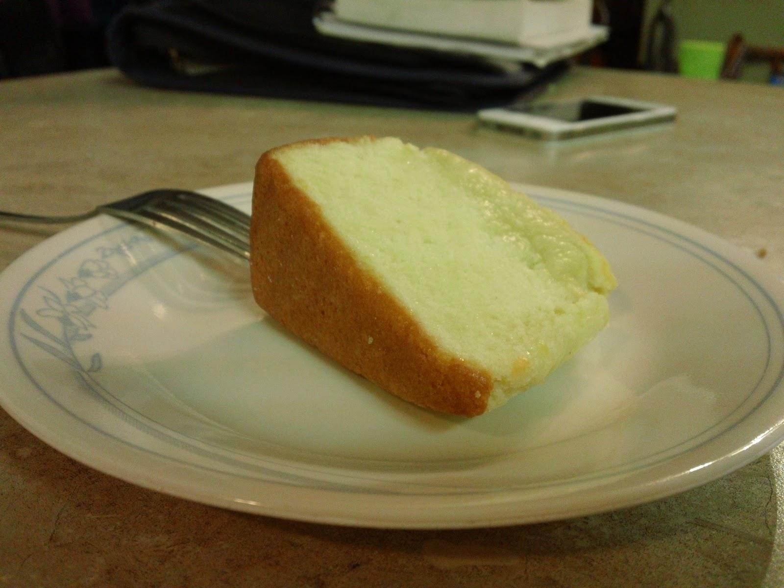 "... Shall Not Live On Bread Alone..."" Matt. 4:4: Cream Cheese Pound Cake"