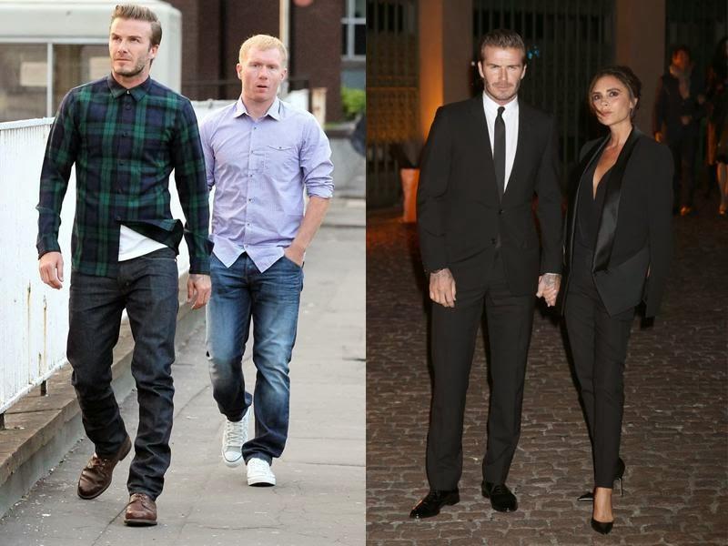 2013 Best Dressed Men- David Beckham
