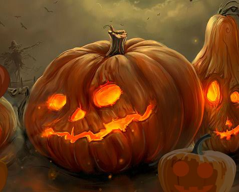 Haunting Halloween Pumpkin Escape Walkthrough