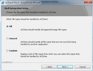 ACDSee Pro 6.2 - Installation