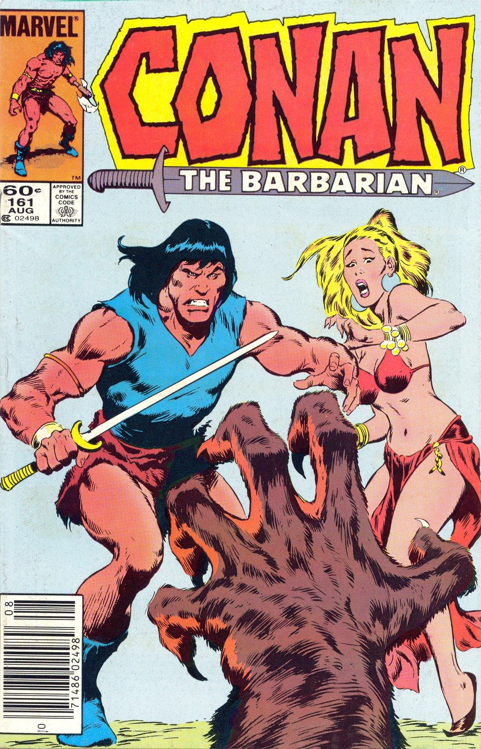 Conan the Barbarian (1970) Issue #161 #173 - English 1