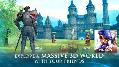 Legion of Heroes Apk Role Playing Game Free Download