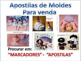 VENDA DE APOSTILAS DE MOLDES