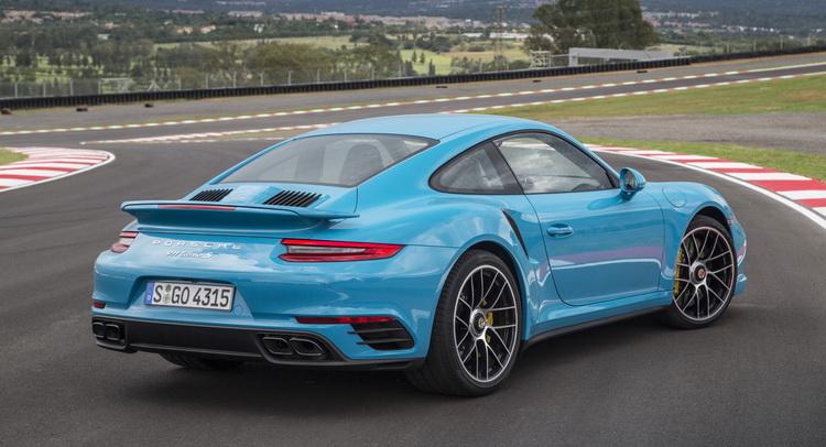 2017 Porsche 911 Turbo  Turbo S Analysed In New Gallery 37 Pics